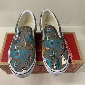 Vans shoes size 2.0 kids